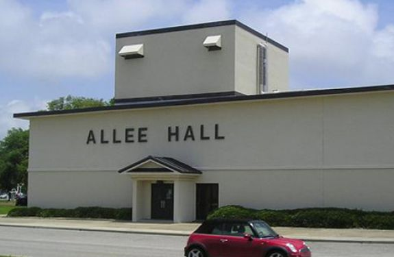 Keesler Air Force Base Allee Hall Renovations - Eley Guild
