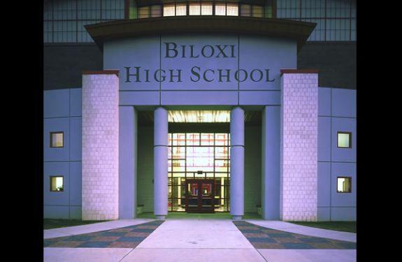 Biloxi High School Eley Guild Hardy Architects